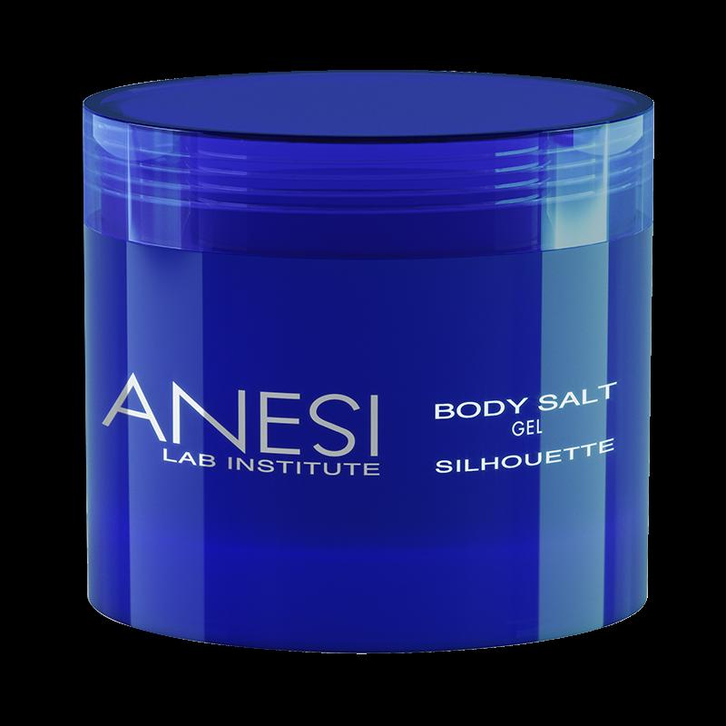 Anesi Silhouette Body Salt Gel 250 ml