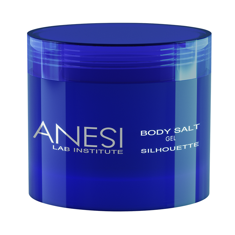 Anesi Silhouette Body Salt Gel 250 ml